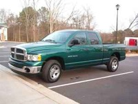 2003 Dodge Ram Pickup 1500 SLT Quad Cab SB, Picture of 2003 Dodge Ram Pickup 1500 4 Dr SLT Crew Cab SB