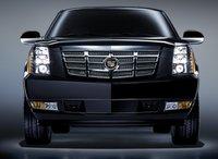 2008 Cadillac Escalade ESV, front