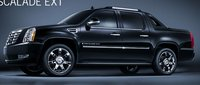 2008 Cadillac Escalade EXT, side
