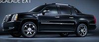 2008 Cadillac Escalade EXT, side