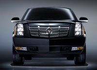 2008 Cadillac Escalade EXT, front, gallery_worthy