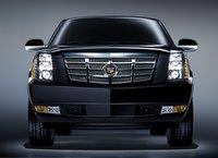 2008 Cadillac Escalade EXT, front