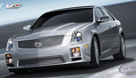 2008 Cadillac Sts V Pictures Cargurus