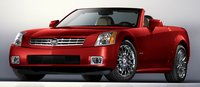 2008 Cadillac XLR, three-quarter front