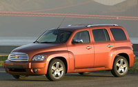 2007 Chevrolet HHR, front three quarter