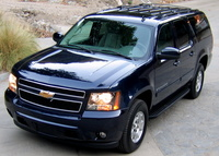 2008 Chevrolet Suburban, three quarter, exterior