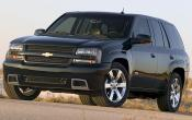 2008 Chevrolet TrailBlazer, front