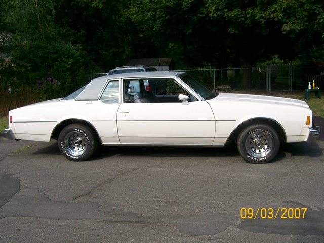 1979 Chevrolet Impala, Here's a fairly recent pic of my '79 Impala Coupe., gallery_worthy