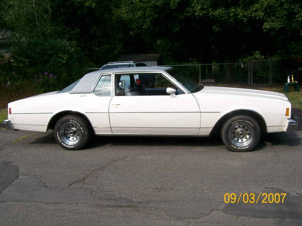 1979 Chevrolet Impala, Here's a fairly recent pic of my '79 Impala Coupe.