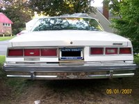 1979 Chevrolet Caprice, Trying out a '79 Caprice taillight., gallery_worthy