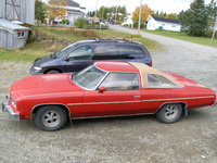 1976 Chevrolet Impala Overview