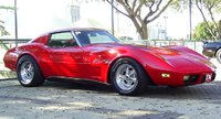 1973 Chevrolet Corvette, Corvette Stingray