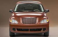 2008 Chrysler PT Cruiser, front