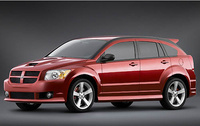 2008 Dodge Caliber, front three-quarter