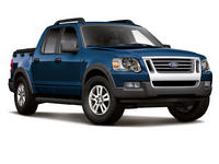 2008 Ford Explorer Sport Trac Overview