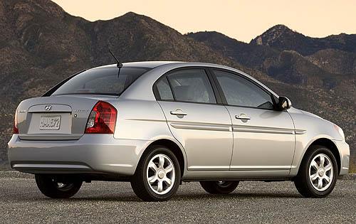 2008 Hyundai Accent Pictures Cargurus