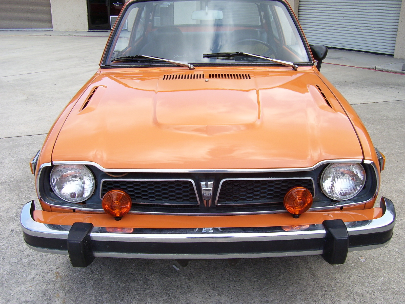 1974 Honda Civic - Pictures - CarGurus