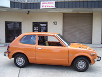 1974 Honda Civic Overview