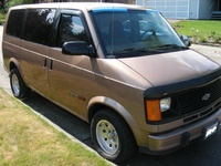 Picture of 1994 Chevrolet Astro 3 Dr CL Passenger Van Extended