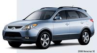 2008 Hyundai Veracruz, side, exterior, manufacturer