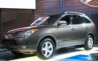 2007 Hyundai Veracruz Overview