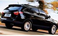 2008 Hyundai Veracruz, back, exterior, gallery_worthy
