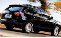 2008 Hyundai Veracruz, back, exterior