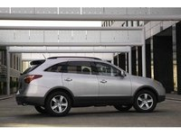 2008 Hyundai Veracruz, side, exterior, gallery_worthy