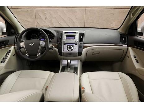 Hyundai Veracruz Interior. 2008 Hyundai Veracruz, interior, interior