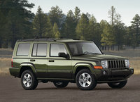 2008 Jeep Commander, side, exterior