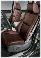 2008 Jeep Commander, interior
