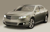 2009 Lincoln MKS, front, exterior, manufacturer, gallery_worthy