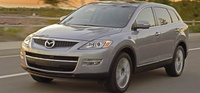 2008 Mazda CX-9, front, exterior