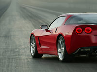 2006 Chevrolet Corvette Z06, Great rear shot