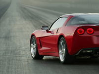 2006 Chevrolet Corvette Z06, Great rear shot