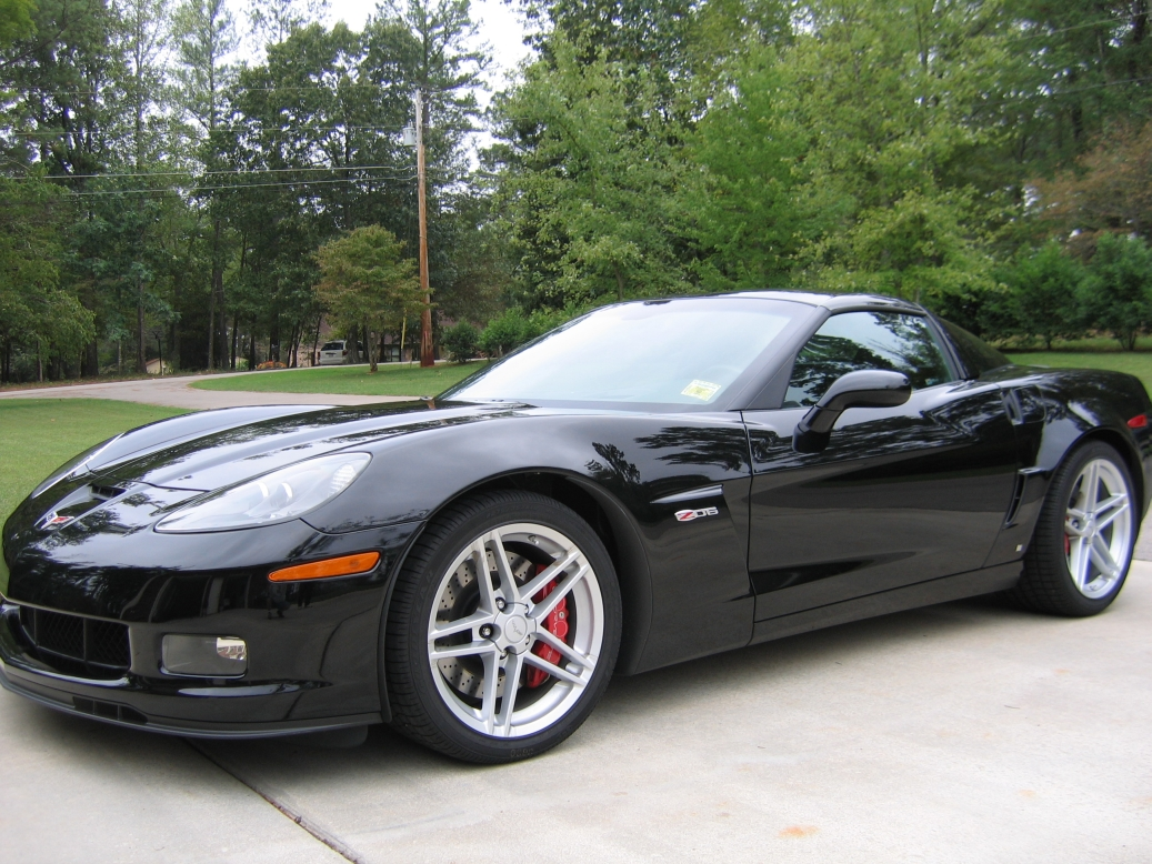 2006 Chevrolet Corvette Z06, Brand New Z06