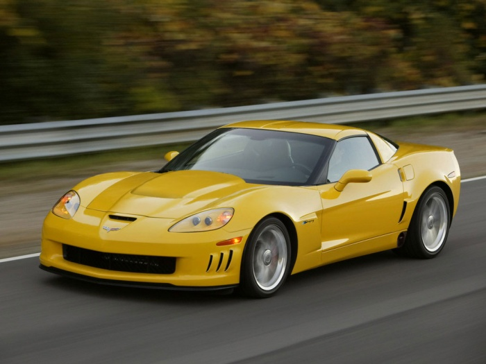 2009 Chevrolet Corvette, Super Vette