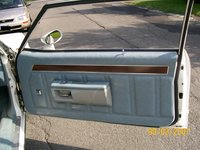 1979 Chevrolet Impala, My Impala's right door.
