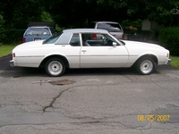 1979 Chevrolet Impala, My Impala with '88 GTA Trans Am wheels on her.