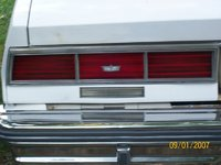 1983 Chevrolet Caprice, My Impala with a '79 Caprice taillight installed., gallery_worthy