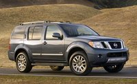 2008 Nissan Pathfinder, side, exterior
