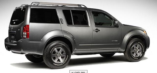 2008 Nissan Pathfinder Overview Cargurus