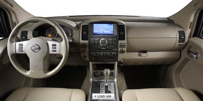 2008 Nissan Pathfinder Interior Pictures Cargurus