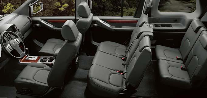 Review 20082009 Nissan Pathfinder Le V6 4x4 Clublexus Lexus
