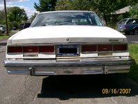 1979 Chevrolet Caprice, Both Caprice taillights installed., gallery_worthy
