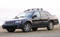 The 2005 Subaru Baja, exterior