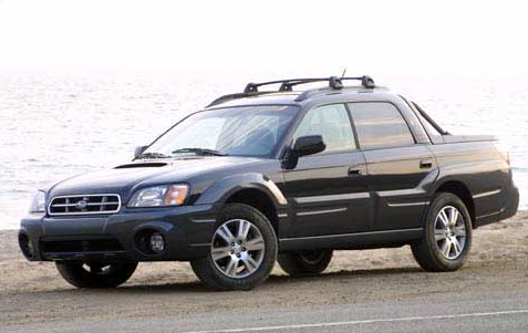The 2005 Subaru Baja