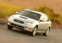 The 2006 Subaru Legacy