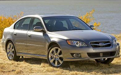 Picture of 2008 Subaru Legacy