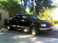 2001 Ford F-150 XLT Crew Cab SB, Black Beauty after a good bath